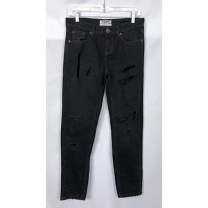 One Teaspoon Awesome Baggies Distressed Jeans 25